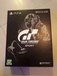GT  Gran Turismo ps4