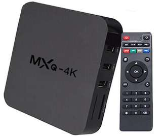 TV ANDROID BOX