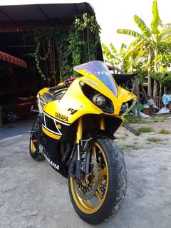 2010/2012 RegMY R1 🇲🇾 Status JT: Lari Finance. Condition tiptop. Kenny Robert Edition: Cash Only: RM 30,000 nego