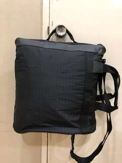 AUTHENTIC LACOSTE 3WAY TOTE BAG