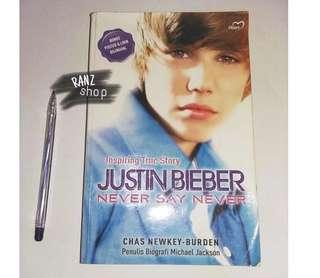 "Justin Bieber ""Never Say Never"""