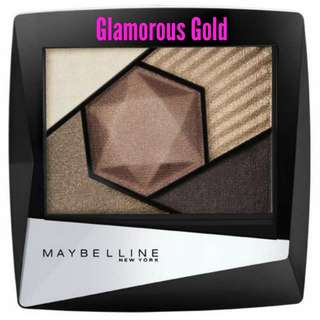 🌺 💯[AUTHENTIC] Maybelline Color Sensational Satin Eyeshadow Palette