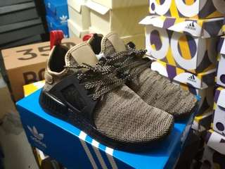 Adidas NMD XR 1 Brown Black Grade Original