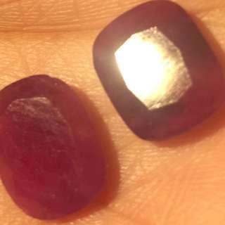 (16.80 Cts) Natural Ruby 天然紅寶石(裸石)