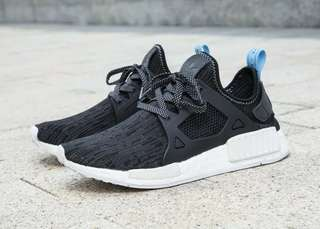 Adidas NMD XR 1 Glitch Black Grade Original