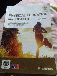 PE AND HEALTH