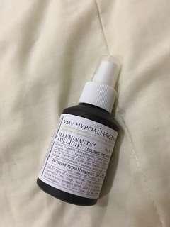 VMV Hypoallergenics Illuminants + Axillight Treatment Antiperspirant