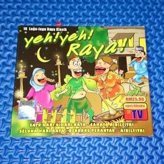 🆒 VA - Yeh! Yeh! Raya! [2007] Audio CD