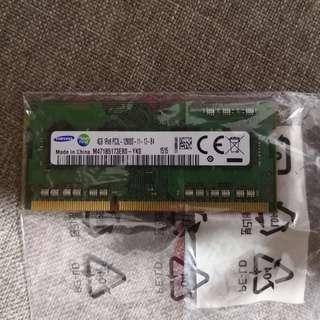 Samsung Laptop RAM PC3L-12800S 4GB