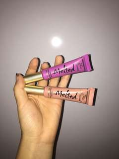 Take All Too Faced Liquid Lipstick