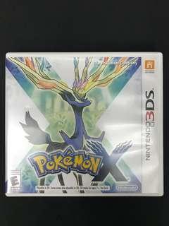 3DS GAMES (Pokemon X, Luigi Mansion Dark Moon, KingdomHearts 3D)