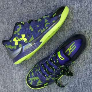 Ready Stock Under Armour Stephen Curry One For Men