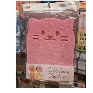 Japan Quality - Serbet Sponge - Cellulose Cloth