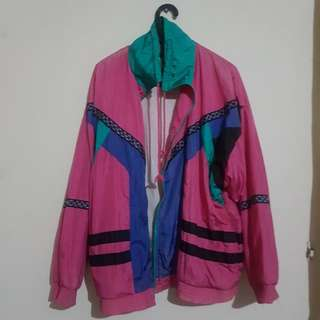 Pink hypebeast jacket