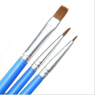 Painting Brush set (3in1)