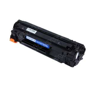 Compatible Cartridge 328 Black Toner Cartridge for Canon Printer, set of 3 cartridges