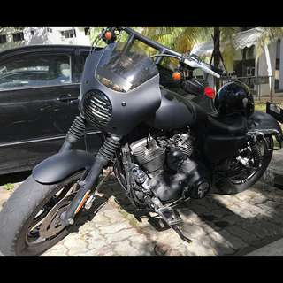 2023 Harley Davidson Sportster Custom Limited (XL 1200 CB)
