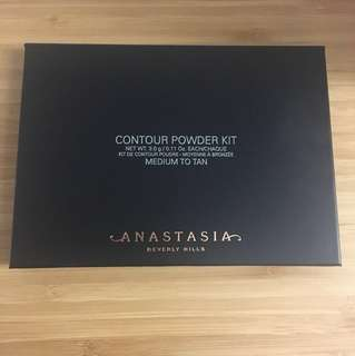 Anastasia Contour Powder Kit (Medium to Tan) *price drop*