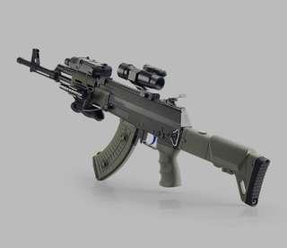 Ak47 Electric Gel Ball Shooter