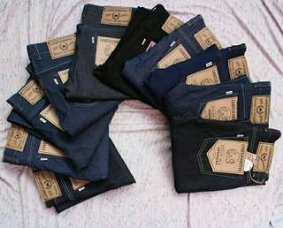 Casey jeans five