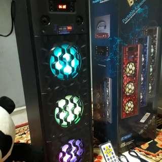 karaoke mini set portable