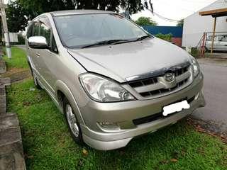 Toyota Innova 2.0 A (G)
