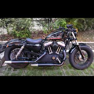 2021 Harley Davidson Sportster Forty-Eight (XL1200X 48)