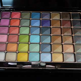 Eyeshadow color set from Fashion 21