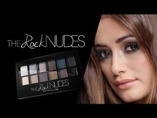🌺 💯[AUTHENTIC] Maybelline The Rock Nudes Eyeshadow Palette