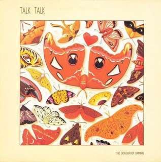 Talk Talk - The Colour of Spring Vinyl (1986 EMI UK)