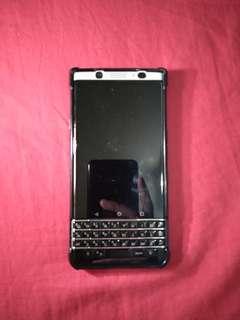 Blackberry keyone 行貨 有單有盒齊配件