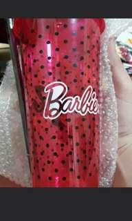 Barbie Tumbler w/ Straw