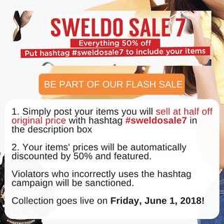 List Now: Sweldo Sale 7