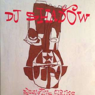 DJ Shadow - Preemptive Strike Vinyl (2005 US Reissue)