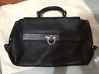 Ferragamo Sofia handbag black 黑色經典款