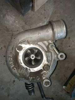 Toyota ct12b turbo & camshaft vigo 2.5