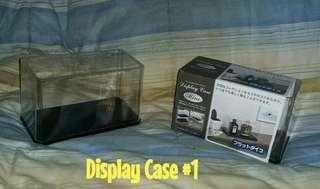 Display Case (flat surface)