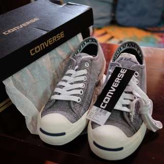 CONVERSE Jack Purcell signature OX dolphin white size 6