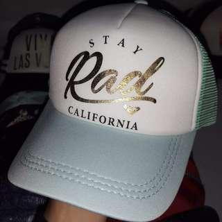 Roxy Trucker Caps