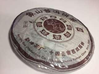 象山普洱2006茶餅 400g