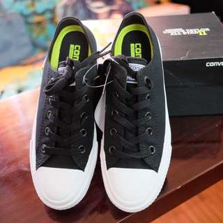 Converse ALL STAR Black with Lunarlon size 6 US women