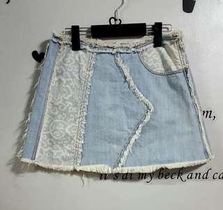 Cute Denim Skirt ❤