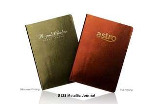 Wholesale Metallic Journal