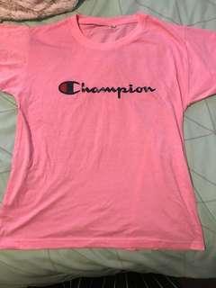 Champion rep tee