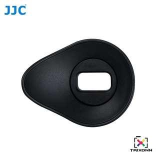 JJC ES-A6500 Black Camera Eyecup Eye Cup Eyepiece Viewfinder for Sony Alpha A6500, replaces Sony FDA-EP17 Eyecup