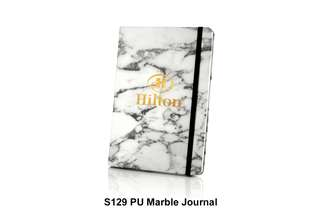 Wholesale PU Marble Journal
