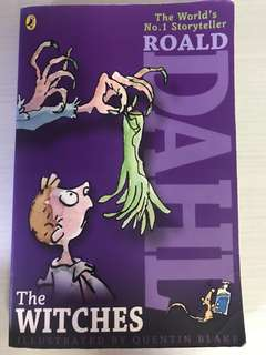 Roald Dahl - The Witches & Boy