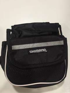Shimano Bike Frame Front Bag / Pouch