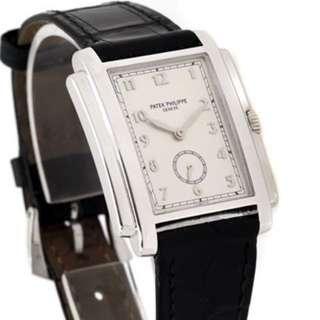 Patek Philippe watch  5024G / Gondolo / Silver Dial / Arabic Numerals / 18K White Gold