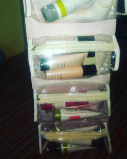 Mary Kay Products Roll Up Bag
